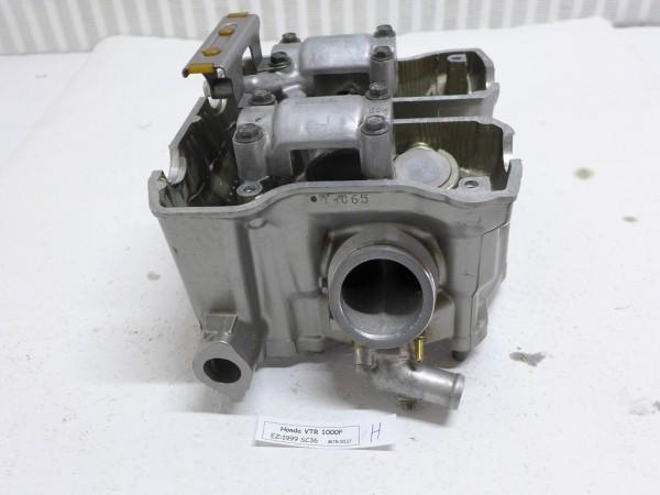 Honda VTR 1000F Zylinderkopf hinten