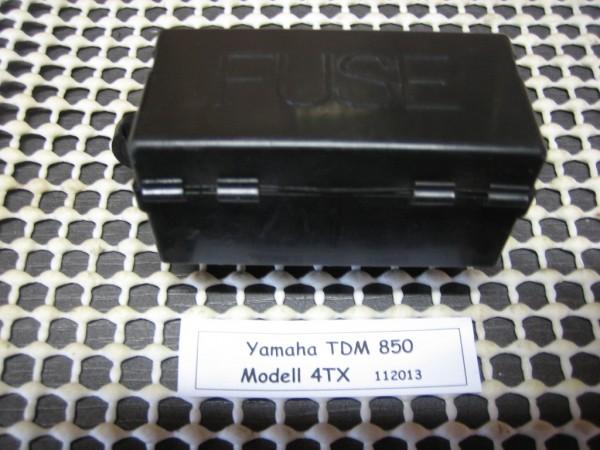 yamaha tdm 850 4tx sicherungskasten fuse junction box. Black Bedroom Furniture Sets. Home Design Ideas