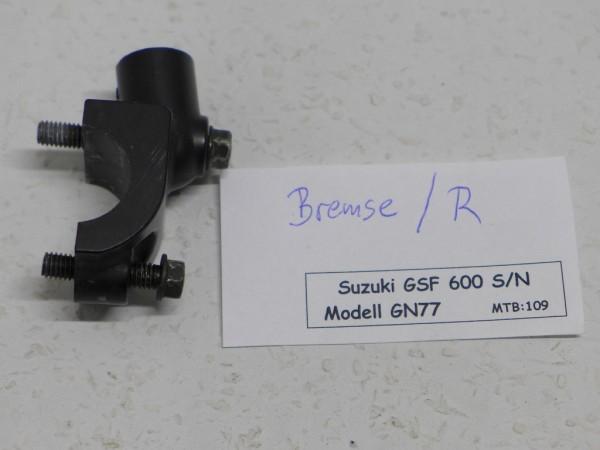 Suzuki GSF 600 GN77 Spiegelgewinde Rechts