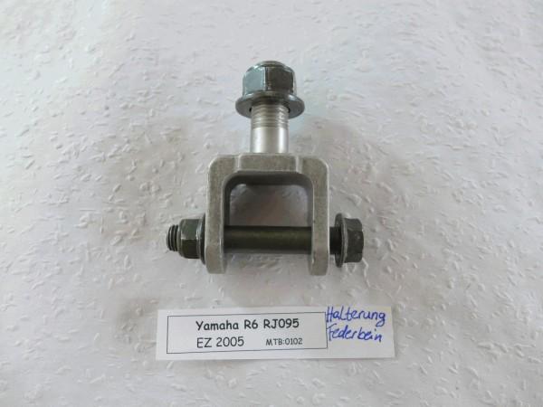 Yamaha YZF R6 RJ095 Federbeinaufnahme oben