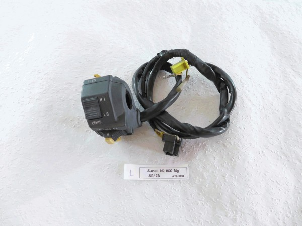 Suzuki DR 800 Big SR42 Lenkerarmatur links