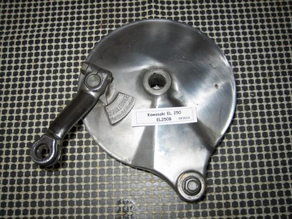 Kawasaki EL 250 Trommelbremse