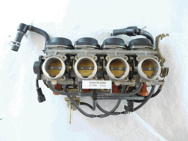 Yamaha YZF R6 RJ095 Drosselklappeneinspritzanlage