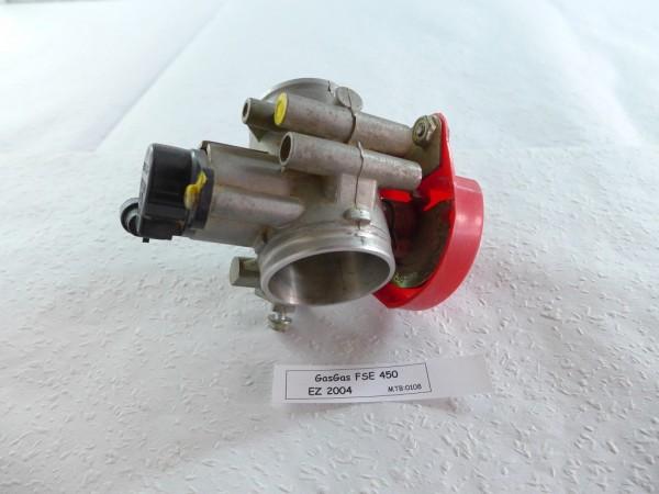 Gas Gas EC 450 FSE Drosselklappeneinheit mit Sensor