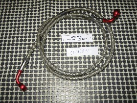 BMW F 650 TYP 169 Bremsleitung Stahlflex vorn