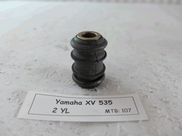 Yamaha XV 535 Virago Bremssattel Gleitstück Gummitülle