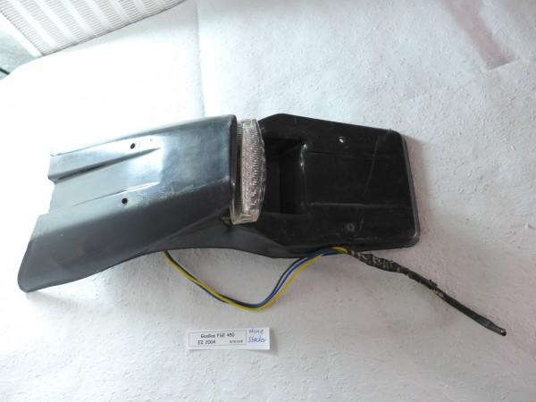Gas Gas EC 450 FSE Heckunterverkleidung mit LED Rücklicht