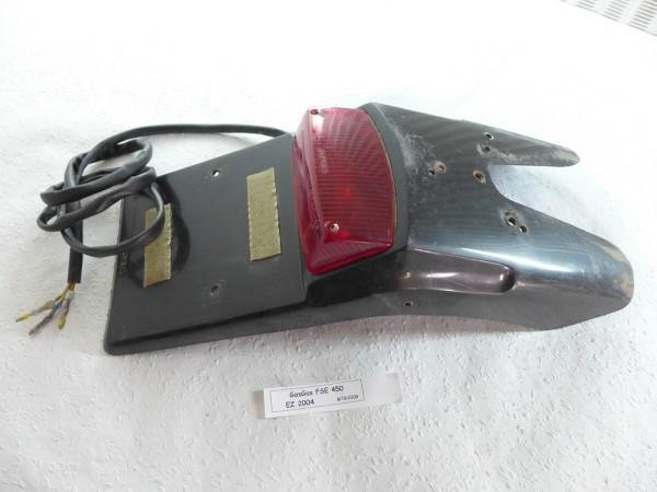 Gas Gas EC 450 FSE Heck mit Rücklicht