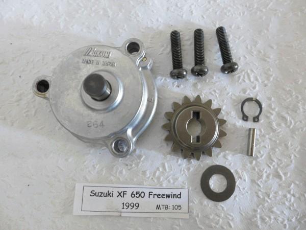 Suzuki XF 650 Freewind Ölpumpe