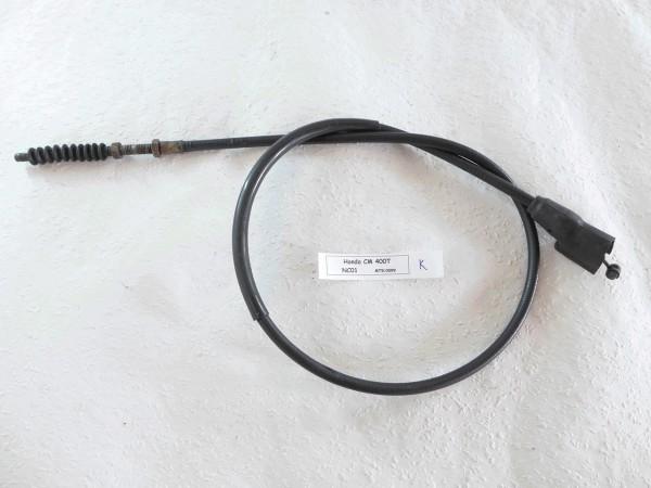 Honda CM 400T NC01 Kupplungszug