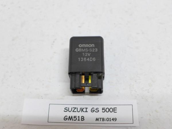 Suzuki GS 500 E Relais Omron G8MS-S23