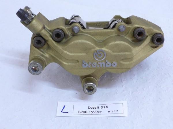 Ducati ST4 S200 Bremssattel vorn links