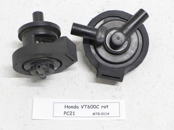 Honda VT 600 C Shadow PC21 Motorentlüftung