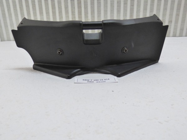 BMW F650 CS K14 Scarver Motordeckel Gepäcktrager Verkleidung Cover 46637658363