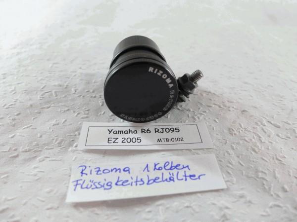 Yamaha YZF R6 RJ095 Ausgleichsbehälter Bremsflüssigkeit Rizoma