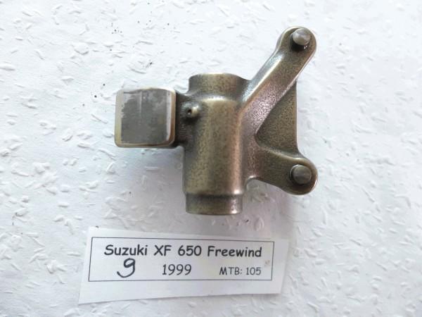 Suzuki XF 650 Freewind Kipphebel 9