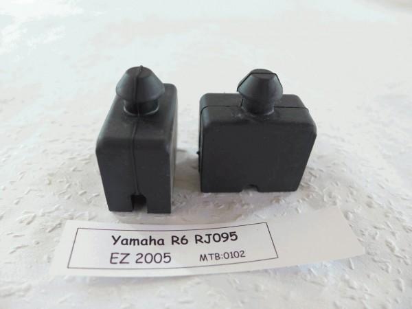 Yamaha YZF R6 RJ095 Tankauflagegummis