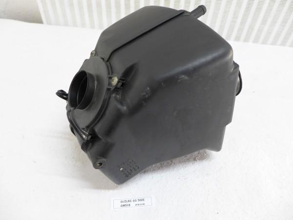 Suzuki GS 500 E Luftfilterkasten