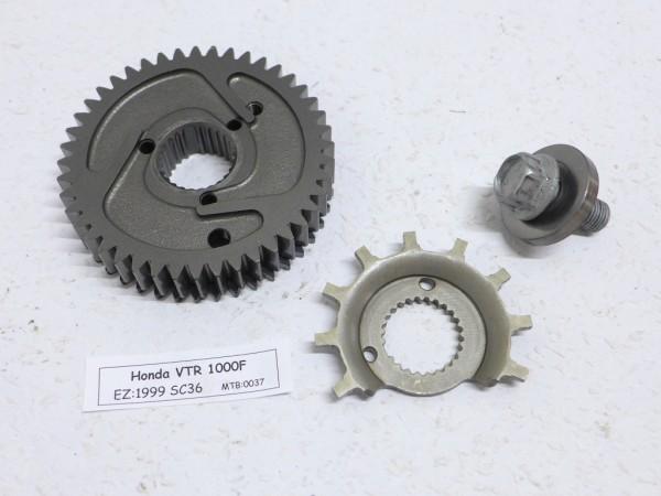 Honda VTR 1000F Zahnrad Kupplung zum Getriebe