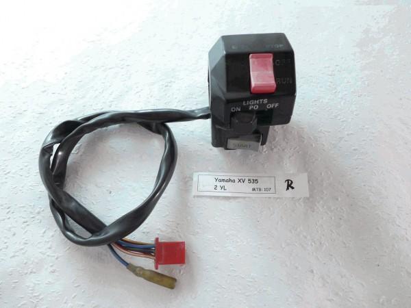 Yamaha XV 535 Virago Lenkerarmatur rechts