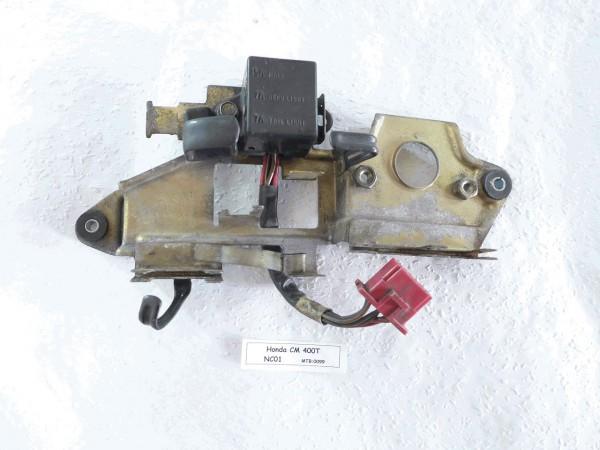 Honda CM 400T NC01 Elektrikhalteplatte