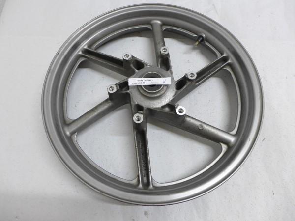 Honda CB 500 PC26 Vorderradfelge J17xMT2.50