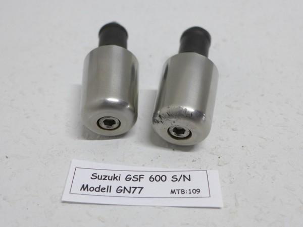 Suzuki GSF 600 GN77 Lenkergewichte