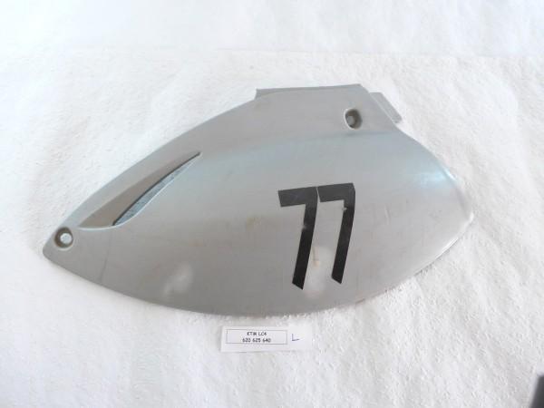 KTM LC4 620 625 640 Heckverkleidung links grau