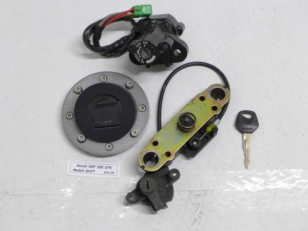 Suzuki GSF 600 GN77 Schlosssatz