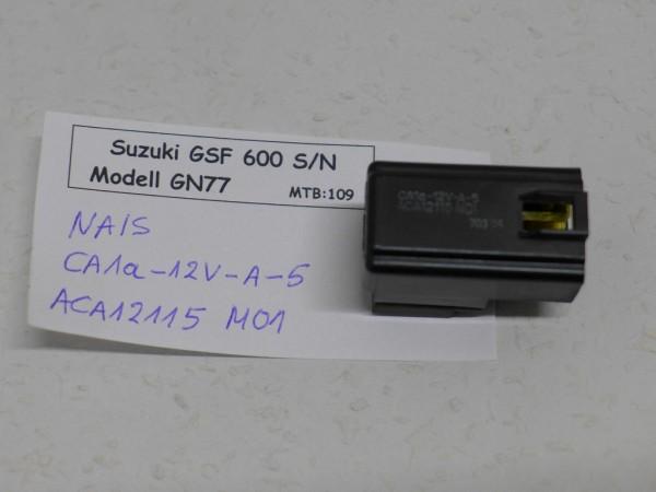 Suzuki GSF 600 GN77 Relais CA1A