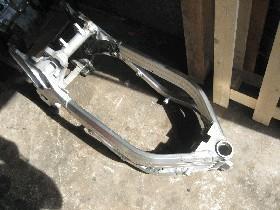 Honda VFR 750 RC36 Rahmen mit Brief (EZ.: 15.06.92)