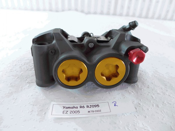 Yamaha YZF R6 RJ095 Bremssattel vorn rechts