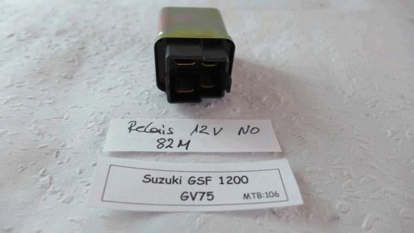 Suzuki GSF 1200 GV75A Relais 12C No82M