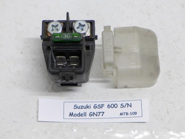 Suzuki GSF 600 GN77 Anlasserrelais