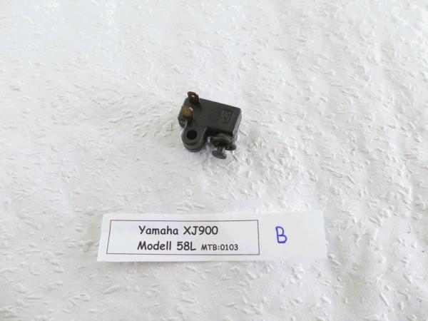 Yamaha XJ 900 58L Bremslichtschalter vorn
