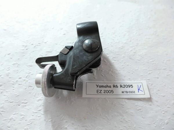 Yamaha YZF R6 RJ095 Kupplungshebelaufnahme