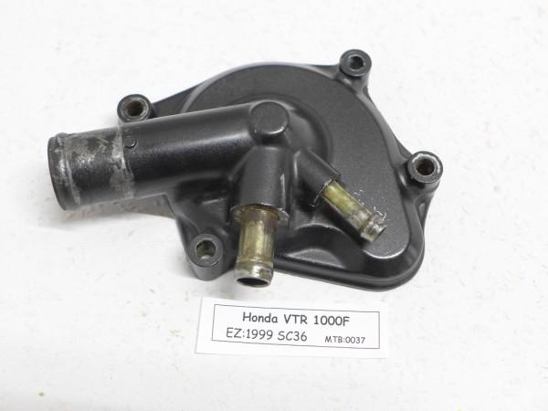 Honda VTR 1000F Motordeckel Wasserpumpe